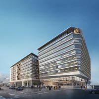 Mixed Use Development in Oman