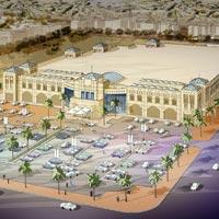 Lulu Hypermarket in Salalah