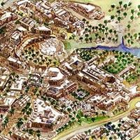 Cultural Village Masterplan