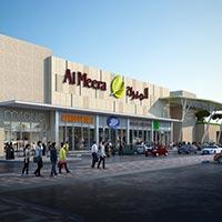 Al Meera Mall in Al Amarat
