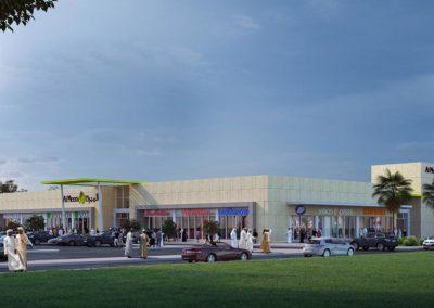 Al Meera Mall in Al Suwaiq