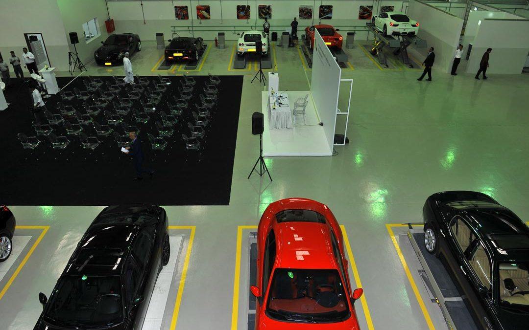 Ferrari and Maserati Service Centre