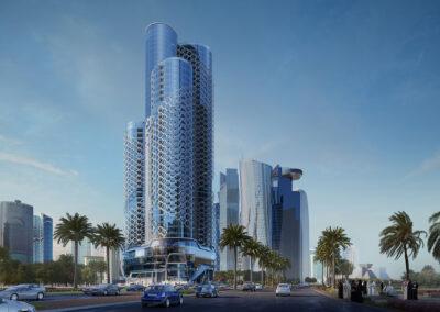 Corniche Park Towers