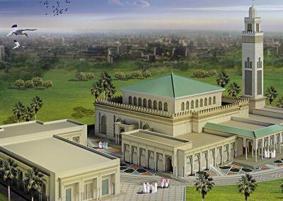The 1000 Prayer Mosque