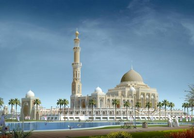 The Pearl Mosque