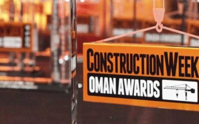 IJAE shortlisted for Construction Week Oman Awards