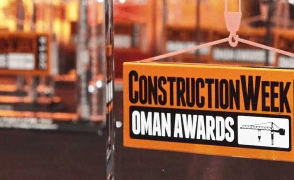 IJAE shortlisted for Construction Week Oman Awards