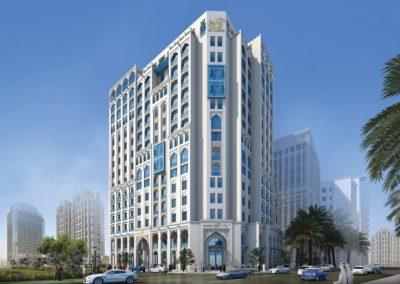 Ain Al-Qaoud Hotel