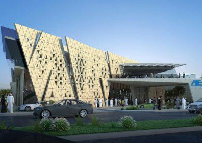 Commercial Building for Al Tasnim Group