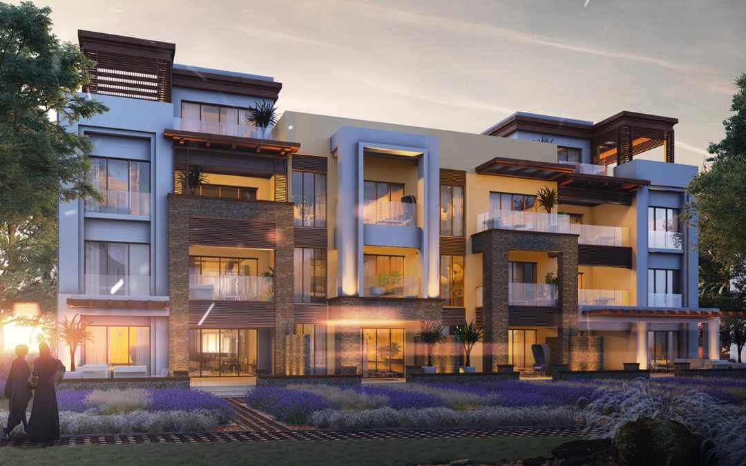 Jebel Sifah Heights Residential Apartments