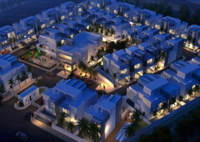 Residential Villa Compound Muraikh
