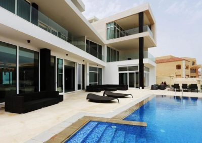 The Pearl Private Villa
